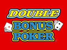 Азартний автомат Double Double Bonus Poker